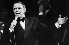 The 100th birthday of the greatest American singer — FrankSinatra
