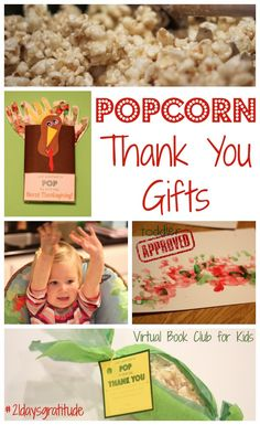 Popcorn Thank You Gifts from Toddler Approved