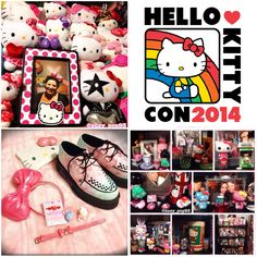 Congrats to @suzy_pop93 for winning the *Grand Prize* #HelloKittyCon VIP Giveaway #hellokitty