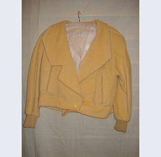 Claude Montana, korte mantel | short capecoat, 1982-1983, Gemeentemuseum Den Haag #modemuze #gemeentemuseum #autumn #herfst