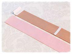 ふんわりリボンの作り方 Continental Wallet, Ribbon, Diy, Handmade, Eyebrows, Ribbon Bows, Head Bands, Tape, Hand Made