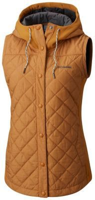 Women's Evergreen State Quilted Hooded Vest | Columbia.com