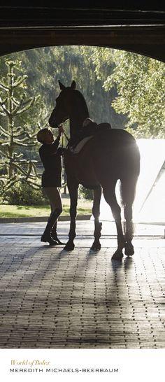 Meredith Michaels-Beerbaum #Equestrianism #Rolex #RolexOfficial