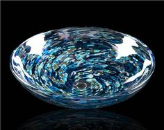 Superieur Work Of Art Vessel Sink   So Colorful | Decorating/Remodeling | Pinterest | Vessel  Sink, Sinks And Glass