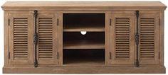 Highland Media Cabinet - Media Cabinet - Tv Cabinet - Buffet Sideboard - Wood Cabinet | HomeDecorators.com