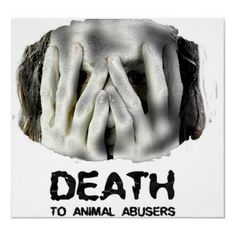 sorry but i dont feel for humans who are cruel to animal....