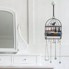 Want to win this beautiful jewelry rack? Enter now! https://giveaway.amazon.com/p/d8eeb647eadeb135#ln-en #AmazonGiveaway #Giveaway #Freebie #jewelryorganizer #giveaways #giveawaycontest #mygift #mygiftgiveaway #love #earrings #necklaces #decor #organizing #hangingstuffup #win #amazon #goodluck #freestuff #homedecor #storagesolutions #earringlove #earringaddict #nailpolishrack #birdcage #birdstagram #pretty