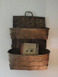New England Woodland Hanging Basket