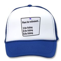 Plans for retirement (fishing) cap Fiesta Americana 44966f1479d