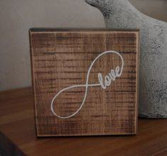 A personal favorite from my Etsy shop https://www.etsy.com/listing/492179282/valentines-day-decor-wood-valentines-day