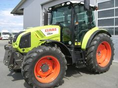 Tracteur Claas - Arion 115 ch
