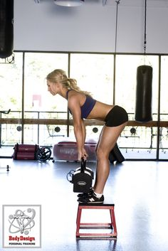 "Want Toned Legs and Tight Glutes? This workout will do just that! WOD: ""Breath-Taking"""