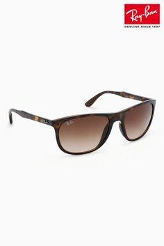880d302133 Mens Ray-Ban Sunglasses - Brown