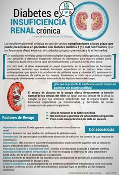 insuficiencia renal asociada con diabetes