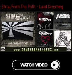 Stray From The Path – Lucid Dreaming