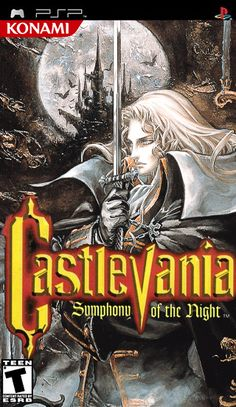 Castlevania: Symphony of the Night PSP iso