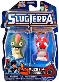 Slugterra Series 3 Mucky & Flaringo Mini Figure 2-Pack on sale at ToyWiz.com