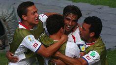 READ: Costa Rica beat Italy to reach World Cup round of 16  http://m.espn.go.com/soccer/story?storyId=1875887&ex_cid=espnapi_internal   Shared via Samsung SportsFlow