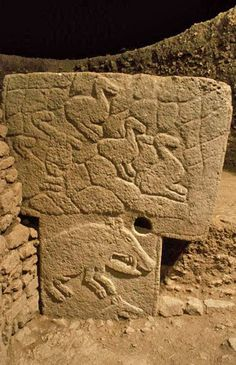 Göbekli Tepe - En Busca Del Paraíso De Adán Y Eva