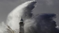 Powerful Storm Blasts Northern Europe - NYTimes.com
