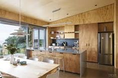 Image result for plywood kitchens nz