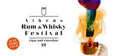 Πέρυσι απλά μας έδωσε μια πρώτη γεύση. Φέτος είπε να επιστρέψει για να συνεχίσει το έργο του. Whisky Festival, Athens, Rum, Spirit, Chocolate, Drinks, Drinking, Beverages, Chocolates