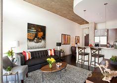 Modern Minimalist Apartment Living Room Design Ideas 2017