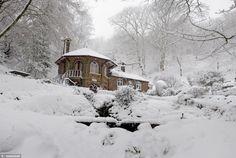 St Annes Well, Malvern Hills, Worcestershire