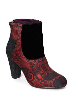 Desigual Shoes - SHOE_ANKLE BOOT CORRASCO