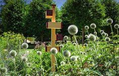 Valtice - bylinková zahrada