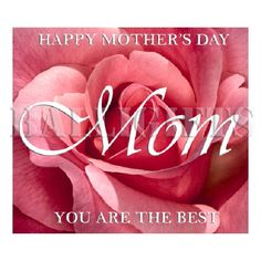 """Happy Mother\'s Day Mom \""""You are the Best\"""" Mouse Pad (9.7\"""" x 8.5\"""")"""