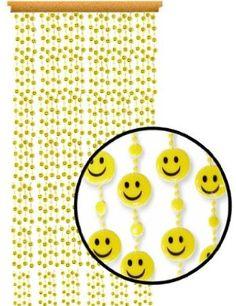 Happy curtain beads :)