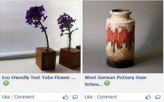 Facebook Tests Pinterest-Like Design for App Activity
