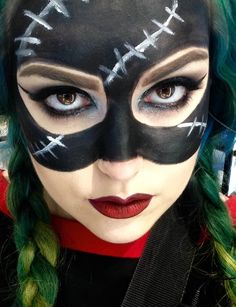 Catwoman by Chinook. Tag your pics with #Halloween and #SephoraSelfie on Sephora's Beauty Board for a chance to be featured!