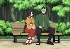 Aburame Shino x Hyuuga Hanabi. by Pungpp on DeviantArt Naruto Shippuden, Hinata, Ipad Mini 3, Otaku Anime, Anime Naruto, Samurai, Naruto Games, Kakashi Sensei, Boruto Naruto Next Generations