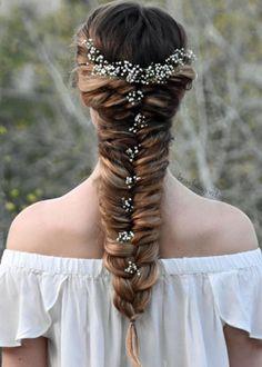 Renaissance Rival Braid | Brides.com