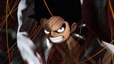 One Piece: Burning Blood - Luffy Goes Into Fourth Gear