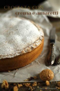 Cosa ti serve Per uno stampo Ø di cm.20 di diametro Pasta frolla (te ne serve ca. gr. 700) 500 gr. di farina 00 250 gr. di bu...