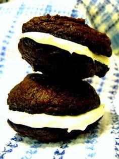 Homemade Oreo Cakesters Recipe.