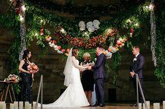 wedding ceremony flo
