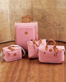 Brics Bellagio | Luggage :) | Pinterest | Style, Pink luggage and ...