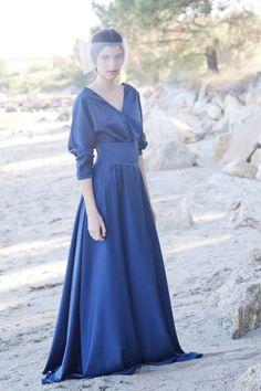 50 robes de soirée longues 2017 pour être une invitée stylée! Image: 36