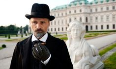 """Viggo Mortensen as Sigmund Freud in the movie """"A Dangerous Method""""."""
