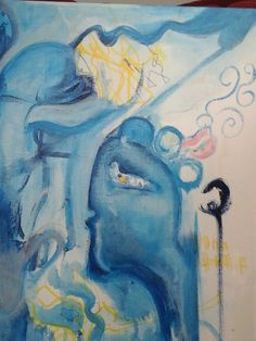 Two faces Two Faces, Tile, Painting, Art, Too Faced, Art Background, Mosaics, Painting Art, Kunst
