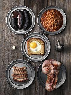 Charlie Drevstam — Taylors & Jones in Food & Drinks