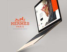 다음 @Behance 프로젝트 확인: \u201cWeb | Hermès Concept\u201d https://www.behance.net/gallery/28558529/Web-Hermes-Concept