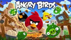 Angry Birds Chemin de Fer