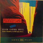 Grand Canyon LP cover by art.crazed