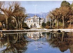 . Greece, Mansions, House Styles, Home Decor, Greece Country, Decoration Home, Manor Houses, Room Decor, Villas