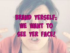 Brand Yerself: We want to see yer face! DRISKOTECH-Helping direct sellers & small business owners create video awesomeness for their businesses!